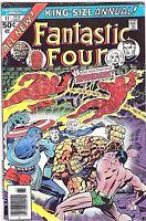 FANTASTIC FOUR ANNUAL#11 FN-VF 1976 MARVEL BRONZE AGE COMICS