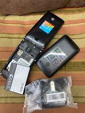 Unlocked Alcatel Cingular Flip 2 4G Lte Flip Phone Gsm Big Buttons