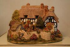 Lilliput Lane Crendon Manor 1986 Limited Edition 0948/1500 Signed