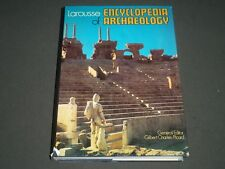 1972 LAROUSSE ENCYCLOPEDIA OF ARCHAEOLOGY BY GILBERT CHARLES PICARD - I 836