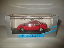 FORD MONDEO LIMOUSINE MIN 082000 MINICHAMPS SCALA 1:43