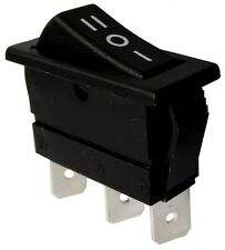 Interrupteur commutateur bouton à bascule SPDT ON-OFF-ON 16A/250V 20A/28V