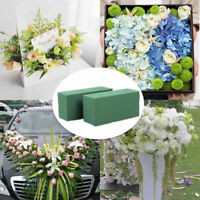 UK DIY Brick Floral Foam Flower Florist Block Wedding Bouquet Ideal Craft Holder