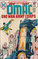 DC Comics! OMAC! Issue 5!