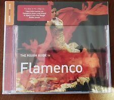 THE ROUGH GUIDE TO FLAMENCO - CD - BRAND NEW