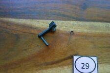 Beretta 89 Gold Standard Slide Catch Assembly Original W/ Spring