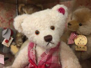 Teddy Hermann Rosalie Limited Edition 21/40 BRAND NEW - UK Seller BEAR SHOP