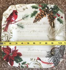 222 fifth Holiday Square Plater