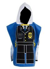 Genuine Lego Police City Heroes Hooded Poncho Summer Beach Towel - Brand New!