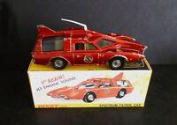 Dinky 103 Captain Scarlet SPC Spectrum Patrol Car (1968-75) & Box     (i)