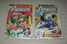 Vintage Marvel Comic Book The Avengers 129 Nov  / 184 June  FREE SHIPPING