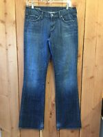 Citizens of Humanity Kelly #001 Stretch Low Waist Boot Cut Jeans Size 28