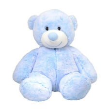 Korimco Cupcake Teddy Bear [32cm] Soft Plush Toy Baby Nursery - Blue NEW