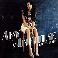 "AMY WINEHOUSE "" BACK TO BLACK "" (VINYL ALBUM)"