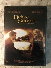 Before Sunset.( Dvd ). New Sealed.Color/80Mins/Rated R.
