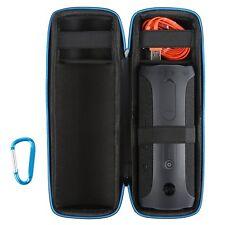 EVA Hard Travel Case Storage Bag Zipper Pouch for JBL FLIP 4 Speaker & Charger