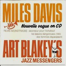 Miles Davis/ Art Blakey Nouvelle Vague on CD / PHILIPS CD (Printed in West Germa