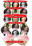 15 PRE-CUT 50mm Personalised photo picture or photographs edible cupcake toppers