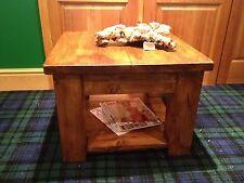 Pine Handmade Living Room Coffee Tables