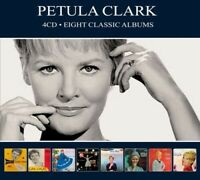Petula Clark - Eight Classic Albums [New CD] Digipack Packaging, Holla