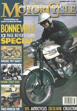 Raynal Autobyk Excelsior GR11 Scott Cyc-Auto Bonneville Harley J Model Morgan