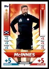 17 Match Attax spfl 2019//2020 Curtis principal Aberdeen No escocés