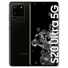 Samsung Galaxy S20 Ultra 5G 128GB Dual Sim Nero / Griggio NUOVO Garanzia Italia