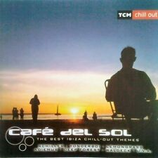 Café del Sol-The best Ibiza Chill-Out Themes (2002) Schiller, Yonderboi, .. [CD]