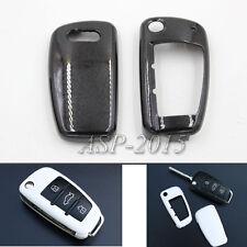 BK Remote Flip Key Cover Case Skin Plastic Key Holder For Audi A4 A6