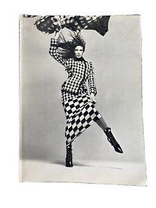 Gianni Versace No 25 1993/94 Catalog FALL WINTER  Richard Avedon Vintage