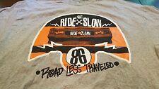 Rare BIG KRIT K.R.I.T Ride Slow Ride Clean 86 Hiphop Graphic T-Shirt (XL) E.U.C