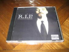 Chicano Rap CD Lil Rob - R.I.P. Recording In Progress - West Coast Latin 2014