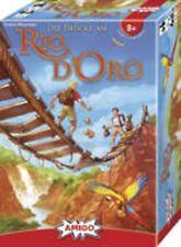 Amigo Familienspiel Die Brücke am RIO D`ORO Art. Nr. 01600