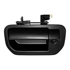For Honda Ridgeline (2006-2014) Black Tailgate Handle with Backup Camera