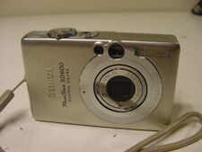CANON POWERSHOT SD600 DIGITAL ELPH CAMERA WITH BATTERY