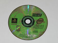Twisted Metal 4 Sony Playstation PS1 Video Game Disc Only
