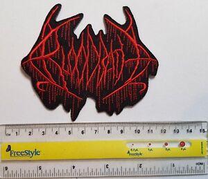 BLOODBATH - Logo patch - FREE SHIPPING !!!!!