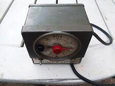 Vintage Master Time O Lite Darkroom Timer No M-59 Industrial Timer Corp