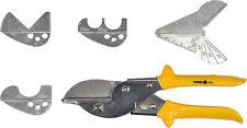 Gehrungsschere Winkelschere Leisten Rohrschneider Kunststoff Schlauchschere