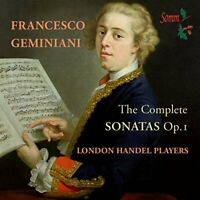 London Handel Players - The Complete Sonatas Op.1 [CD]