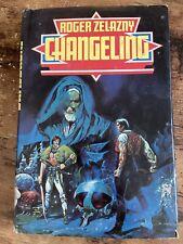 1980 Changeling by Roger Zelazny