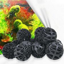 100Pcs 16mm/26mm Ball Bio Balls Wet Reef Filter Media Aquarium Koi Fish Pond Dry