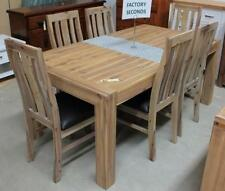 Wooden Modern Dining Furniture Sets with 7 Pieces