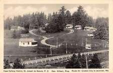 St Joseph De Beauce Quebec Canada Cape Callway Antique Postcard K102789