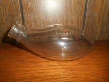 Antique Madame Lang's Perfected Nurser Glass Bottle~ Circa 1877 J. Quinlin & Co.