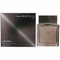 Euphoria Intense by Calvin Klein 3.4 oz Eau De Toilette Spray men new in box