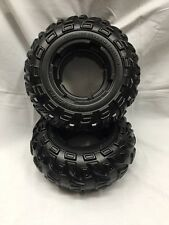 Power Wheels J5248-2369 Ultimate Terrain Traction 2 Front Tires 1 Left & 1 Right