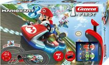 Carrera First Mario Kart 8 Vehicle With Battery Box And 2 Speed Controller NEW