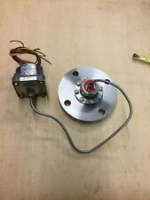 Barksdale Pressure Switch D2H-A3SS & Hyett Flange Seal Instrument 25F