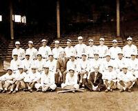 1931 Philadelphia A's Photo 8X10 - Mack Foxx Cochrane